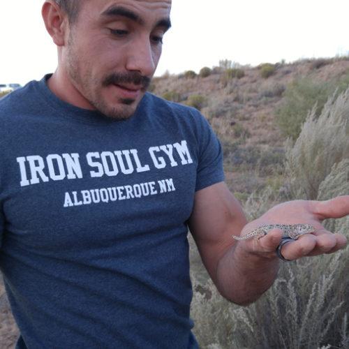 Fabian Finding Lizards