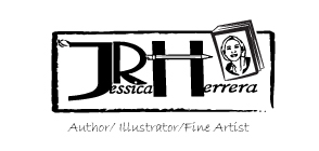 Jessica R. Herrera's Books, Blogs & Art