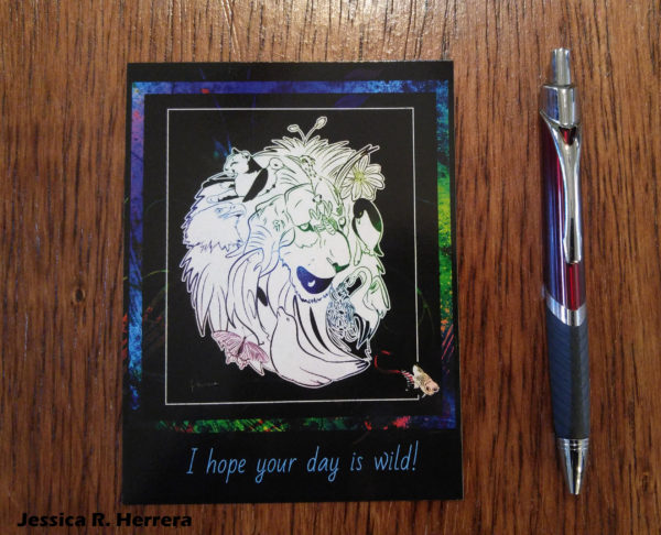 Wild-Postcard