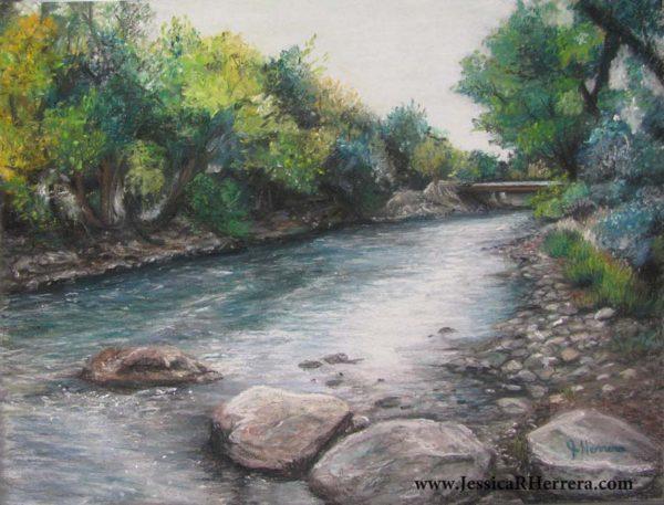 October River