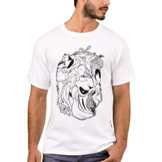 Wildlife T-Shirt Sample