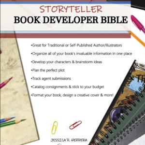 Storyteller Book Developer Bible Front Cover
